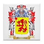 Merchiston Tile Coaster