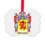Merchiston Picture Ornament