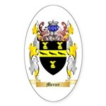 Mercer Sticker (Oval)