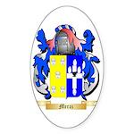 Meraz Sticker (Oval 10 pk)