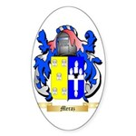 Meraz Sticker (Oval 50 pk)
