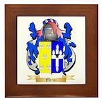 Meraz Framed Tile