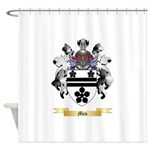 Meo Shower Curtain