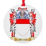 Menzies Round Ornament
