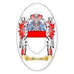 Menzies Sticker (Oval)