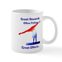 Gymnastics Mug - Rewards Mugs