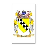 Menteith Rectangle Car Magnet