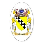 Menteith Sticker (Oval)