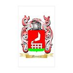 Menozzi Sticker (Rectangle 50 pk)