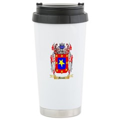 Menoni Stainless Steel Travel Mug