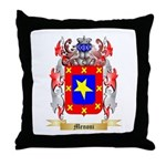 Menoni Throw Pillow
