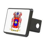 Menoni Rectangular Hitch Cover