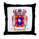 Menis Throw Pillow