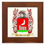 Menini Framed Tile