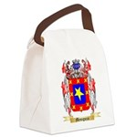 Meniguzzi Canvas Lunch Bag