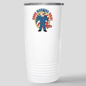 American Dad Stan Good Stainless Steel Travel Mug