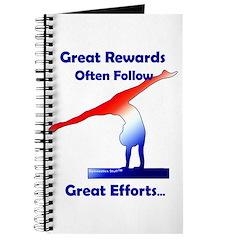 Gymnastics Journal - Rewards