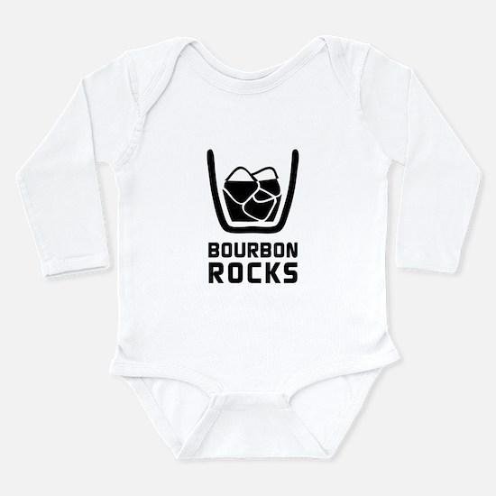 Bourbon Rocks Body Suit