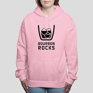 Bourbon Rocks Women's Hooded Sweatshirt