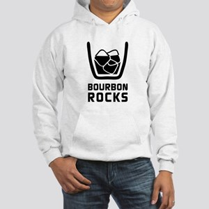 Bourbon Rocks Hooded Sweatshirt