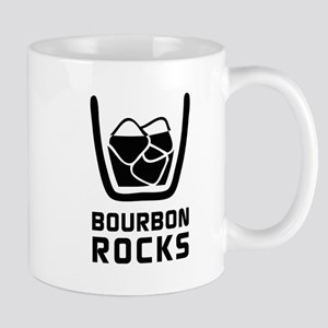 Bourbon Rocks Mugs