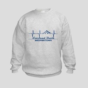 Loveland Basin - Georgetown - Colorad Sweatshirt