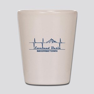 Loveland Basin - Georgetown - Colorad Shot Glass