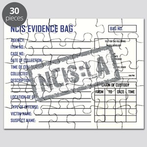 EVIDENCE BAG Puzzle