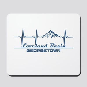 Loveland Basin - Georgetown - Colorado Mousepad