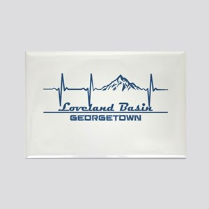 Loveland Basin - Georgetown - Colorado Magnets