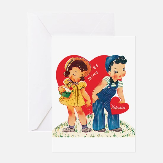 Vintage Valentine's Day Greeting Cards