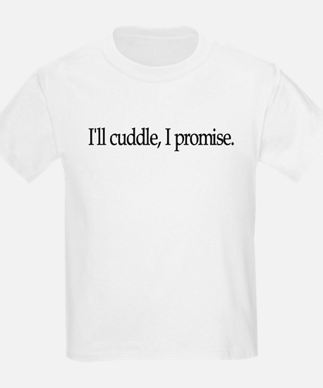 Promise to Cuddle T-Shirt