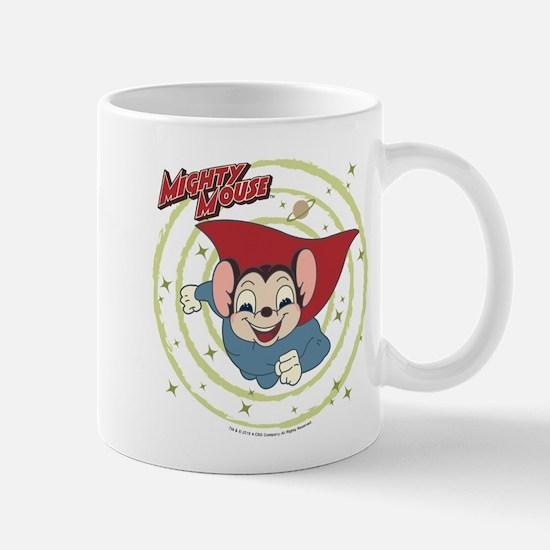 Mighty Mouse Flying Mug