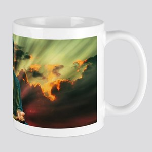 Buddha Sunrise Mugs