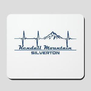 Kendall Mountain Ski Area - Silverton Mousepad