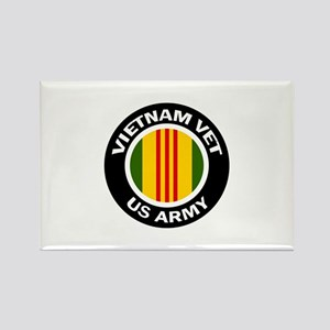 Vietnam Vet US Army Magnets
