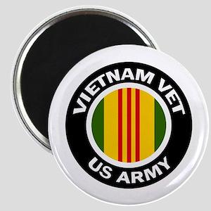 Vietnam Vet US Army Magnets