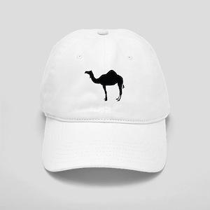 Dromedary Camel Silhouette Baseball Cap