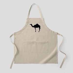 Dromedary Camel Silhouette Apron
