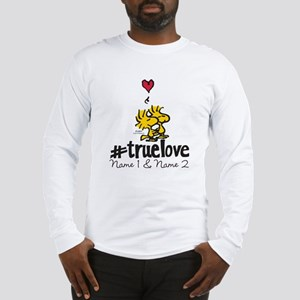 Woodstock True Love - Personal Long Sleeve T-Shirt