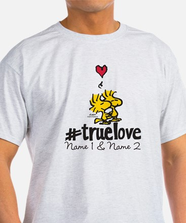 Woodstock True Love - Personalized T-Shirt