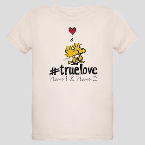 Woodstock True Love - Persona Organic Kids T-Shirt