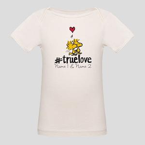 Woodstock True Love - Persona Organic Baby T-Shirt