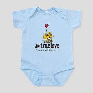 Woodstock True Love - Personalized Infant Bodysuit