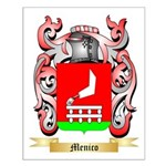 Menico Small Poster