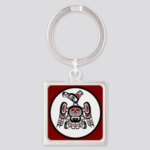 Northwest Pacific coast Kaigani Thunderbird Keycha