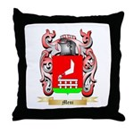 Meni Throw Pillow