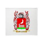 Mengucci Throw Blanket