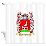 Mengucci Shower Curtain