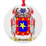 Mengossi Round Ornament